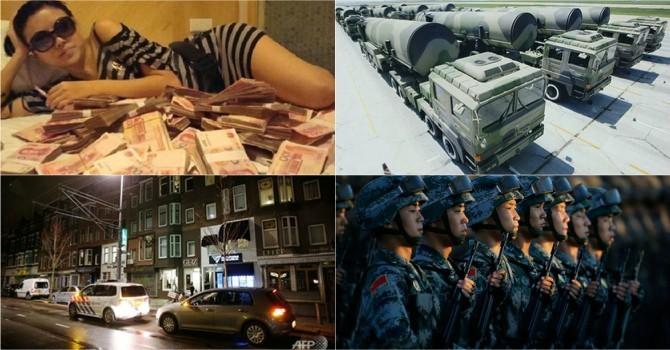 Thế giới 24h: Trung Quốc báo động tên lửa, thế giới đồng loạt tăng chi mua vũ khí