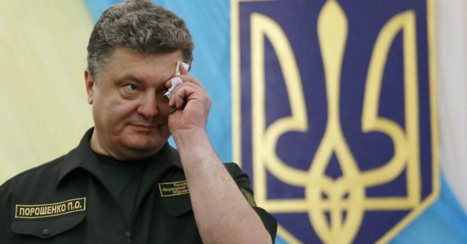 """Hồ sơ Panama """"tố"""" ông Poroshenko cất giữ tài sản khi Ukraine """"đổ máu"""""""