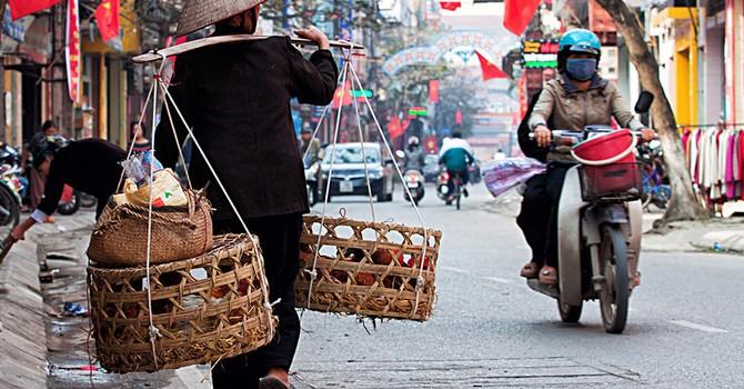 Triển vọng kém nhưng Việt Nam vẫn trong nhóm tăng trưởng kinh tế cao nhất khu vực