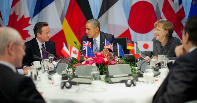 """Điểm lại những lần G7 khiến Trung Quốc """"nổi khùng"""" vì vấn đề Biển Đông"""