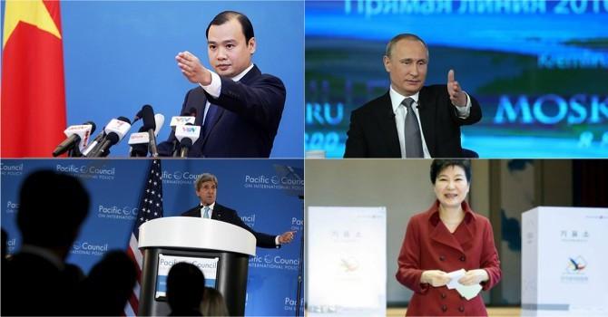 Thế giới 24h: Ông Putin tiết lộ về vợ cũ, Ngoại trưởng Mỹ tố Trung Quốc