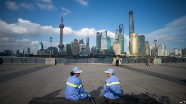 Kinh tế Trung Quốc tăng trưởng quý I thấp nhất 7 năm