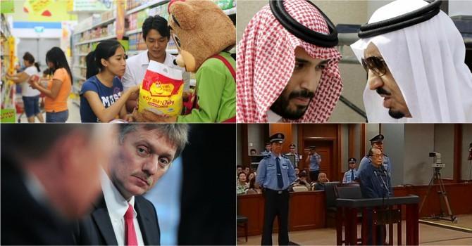 """Thế giới 24h: Arab Saudi đe nẹt Iran, ông Putin """"sạc gay gắt"""" viên Thư ký"""