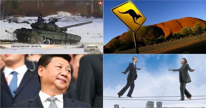 """Thế giới 24h: Nga ngậm đắng vì bị Trung Quốc """"xỏ mũi"""""""