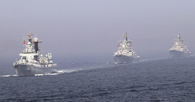 Trung Quốc: Tập trận ở Biển Đông để khoa trương thanh thế?
