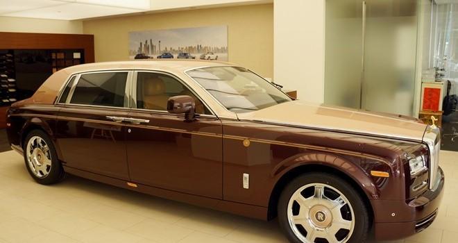 Những chiếc Rolls-Royce có giá bán kỷ lục ở Việt Nam