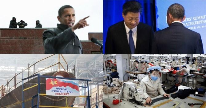 Thế giới 24h: Nga giao 2 khu trục lớp Gepard 3.9 cho Việt Nam trong năm nay