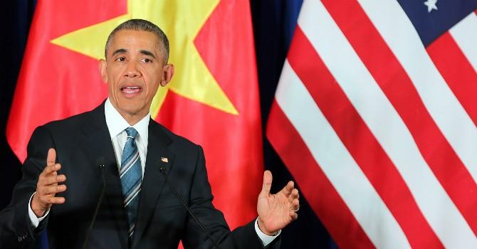 Toàn văn bài phát biểu xúc động của Tổng thống Obama tại Trung tâm hội nghị quốc gia