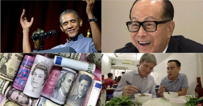"""Thế giới 24h: Báo Trung Quốc """"bực bội"""" vì quyết định của ông Obama"""