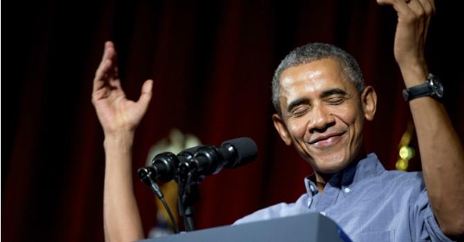 """Ông Obama trả lời người Việt trẻ: """"Làm thế nào để thành công như Ngài?"""""""