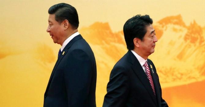 """Trung Quốc nói Nhật Bản """"diễn trò"""" khi bàn về Biển Đông trong G7"""