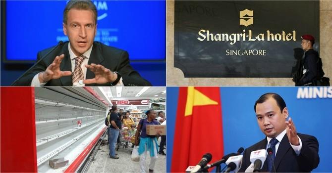 Thế giới 24h: Việt Nam yêu cầu các bên tôn trọng phán quyết của Tòa Trọng tài về vấn đề Biển Đông