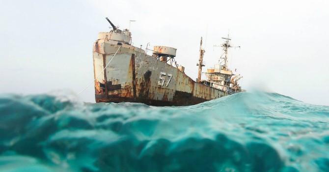 Điểm mặt đội tàu chiến, tiêm kích rỉ sét tại Châu Á