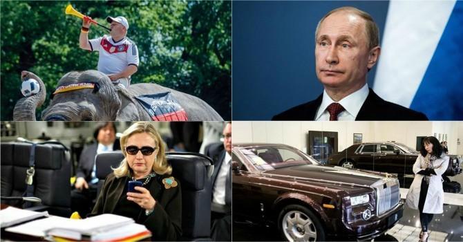 """Thế giới 24h: Ông Putin quay lại với EU, Hillary Clinton """"gây bão"""""""