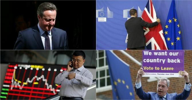 """Thế giới 24h: Người Anh chọn rời EU, thị trường toàn cầu """"điên đảo"""""""