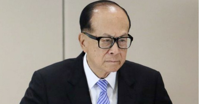 """Tỷ phú giàu nhất Hong Kong """"thua đậm"""" vì Brexit"""
