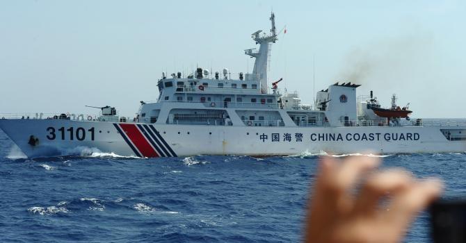 """Trung Quốc đảo giọng nói """"muốn hòa bình"""" trên Biển Đông"""