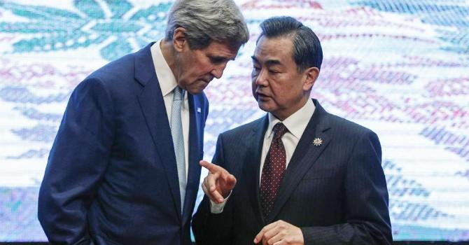 """Trung Quốc """"dằn mặt"""" thái độ của Mỹ trước ngày phán quyết"""