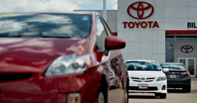 """Đồng Yên tăng giá - """"thòng lọng"""" của doanh nghiệp Nhật nhìn từ chiếc thang máy của Toyota"""