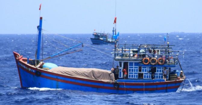 Việt Nam phản đối Thái Lan sử dụng vũ lực đối với ngư dân
