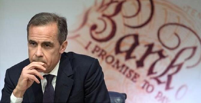Ngân hàng Trung ương Anh bất ngờ giữ nguyên lãi suất bất chấp Brexit