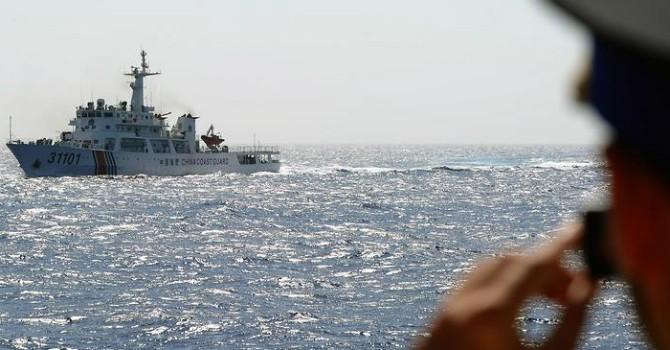 """Trung Quốc cảnh báo Úc """"thiếu sáng suốt"""" nếu nối gót Mỹ trên Biển Đông"""