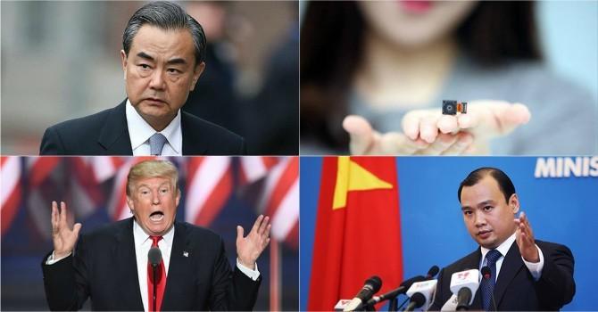 """Thế giới 24h: Trung Quốc nói 3 nước """"thổi lửa Biển Đông"""", Ukraine xù nợ Nga"""