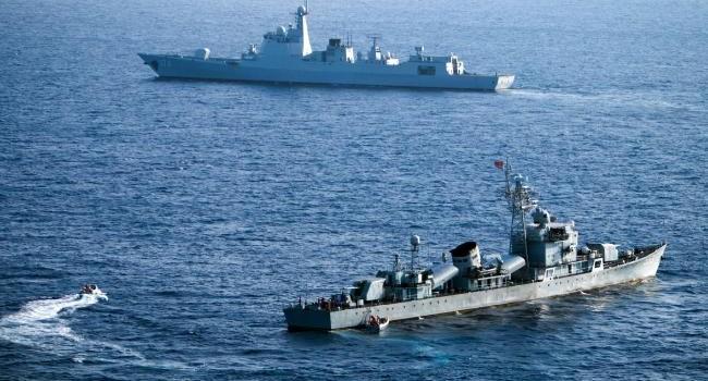 Úc sẽ săn tin tình báo từ tập trận Nga – Trung trên Biển Đông?