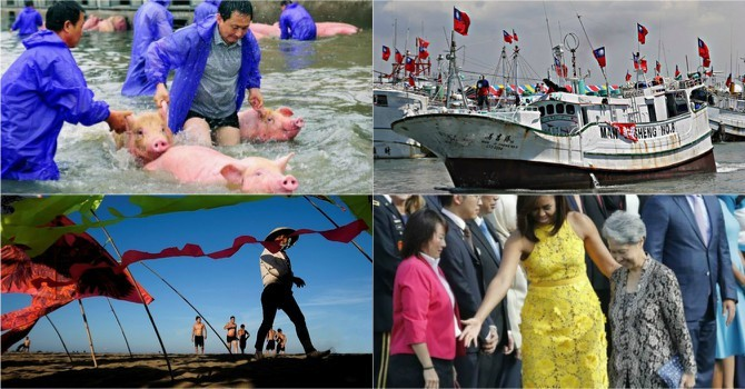 Thế giới 24h: Đài Loan tính phạt ngư dân ra đảo Ba Bình, Singapore phá âm mưu khủng bố