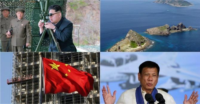 """Thế giới 24h: Trung Quốc """"dằn mặt"""" Singapore về Biển Đông, đặt radar gần vùng tranh chấp với Nhật"""