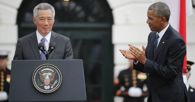 """Trung Quốc """"nóng mắt"""" với phát ngôn của Singapore về tranh chấp Biển Đông"""
