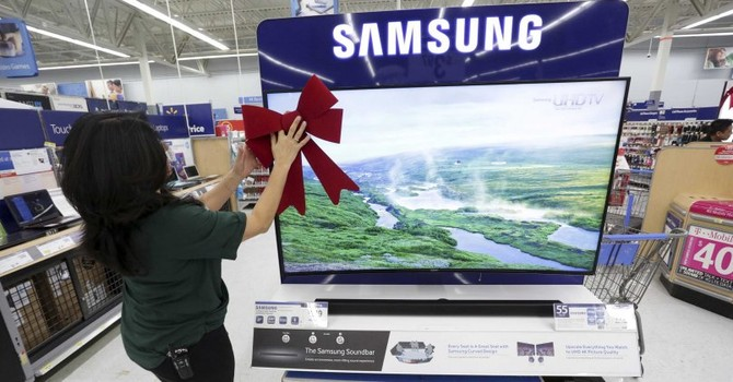 Cổ phiếu Samsung chạm đỉnh mọi thời đại, vượt giá trị của Coca-Cola