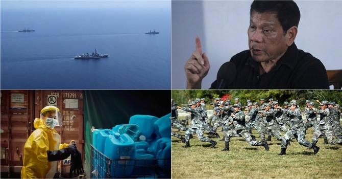 """Thế giới 24h: Philippines dọa rút khỏi Liên hiệp quốc, Trung Quốc """"dằn mặt"""" Nhật Bản"""