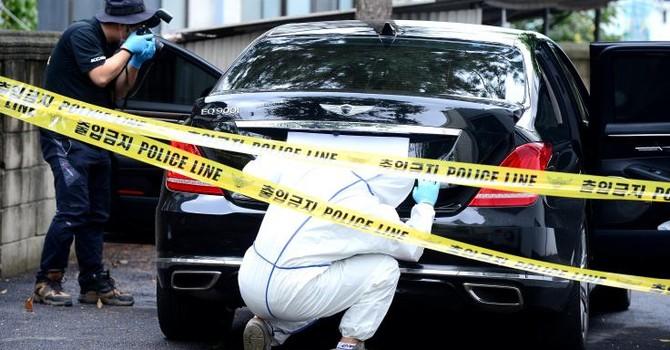 Phó chủ tịch tập đoàn Lotte đột ngột chết trước buổi thẩm vấn