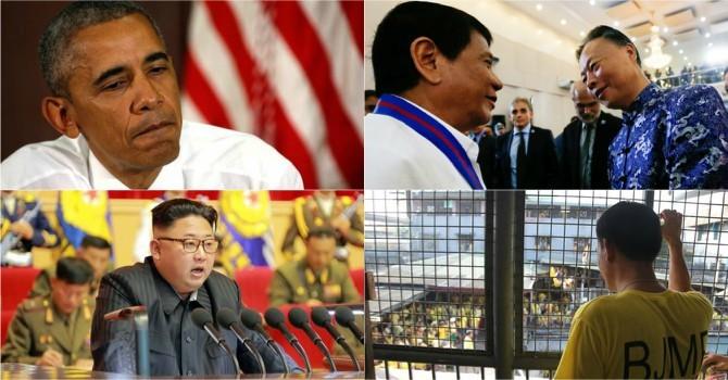 """Thế giới 24h: Philippines """"hoãn"""" bắt Trung Quốc thực thi phán quyết của tòa"""