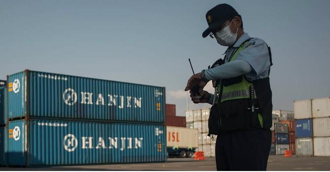 Hãng vận tải Hàn Quốc tìm cách đưa tàu trốn chủ nợ