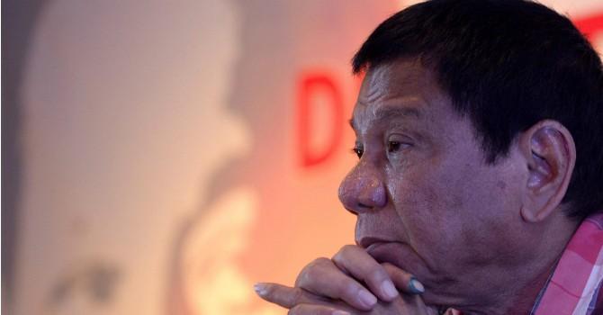 Tổng thống Philippines hối hận vì đã thóa mạ ông Obama