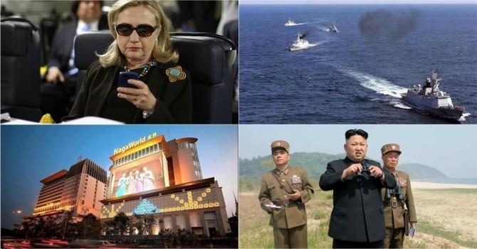 Thế giới 24h: Nga - Trung tập trận, Triều Tiên chuẩn bị thử tiếp hạt nhân
