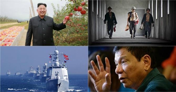 """Thế giới 24h: Bình Nhưỡng thử tiếp động cơ tên lửa, vốn """"tháo chạy"""" khỏi Philippines"""