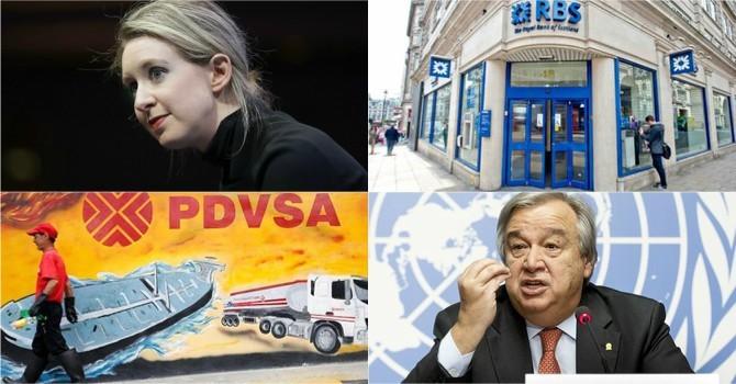 """Thế giới 24h: Myanmar bỏ luật """"bịt miệng đối lập"""", Royal Bank of Scotland lĩnh án phạt 1,1 tỷ USD"""