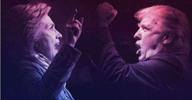 """6 """"chảo lửa"""" trong phiên tranh luận giữa ông Trump và bà Hillary"""