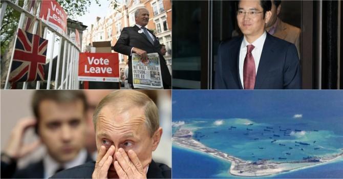 Thế giới 24h: Hàn Quốc mạnh tay trị tàu Trung Quốc, ông Putin hủy đến Pháp