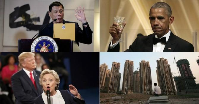 """Thế giới 24h: Ông Trump và bà Clinton """"đấu khẩu"""", Trung Quốc bị nghi khai khống GDP"""