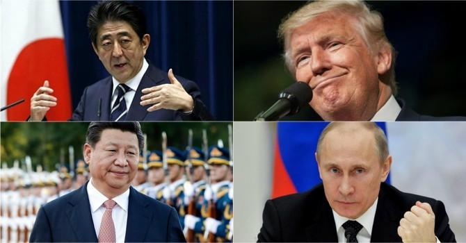 """Thế giới 24h: Ông Putin tuyên bố """"đối đầu"""" nếu bà Clinton đắc cử, ông Duterte muốn Mỹ rút quân"""
