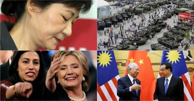 Thế giới 24h: Ông Trump vượt bà Clinton về tỷ lệ ủng hộ, Việt Nam mua nhiều vũ khí Nga