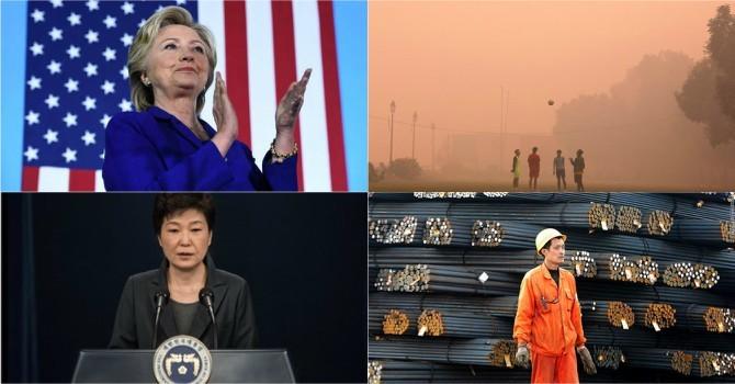 """Thế giới 24h: FBI """"giải oan"""" cho bà Clinton, Mỹ điều tra thép Trung Quốc đội lốt hàng Việt"""