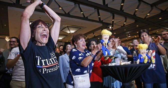Ông Donald Trump chính thức đắc cử Tổng thống Mỹ