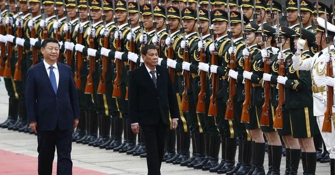 Tổng thống Philippines tuyên bố tiếp tục xoay trục về Trung Quốc bất chấp ông Trump đắc cử