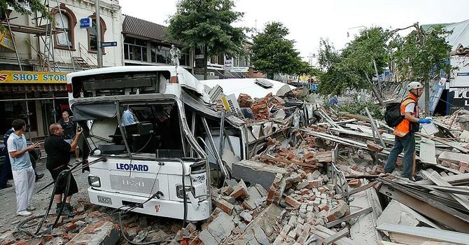 Không có thương vong người Việt trong động đất ở New Zealand
