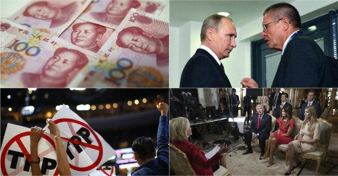 Thế giới 24h: Bộ trưởng của Nga bị tạm giam, Hàn Quốc chưa thể thẩm vấn Tổng thống Park
